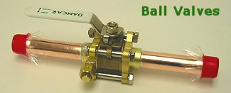 DANCAR ball valve photo