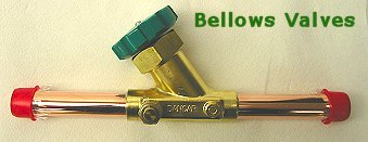 DANCAR bellows valve photo